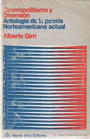 Antología de la poesía norteamericana actual