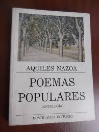 Poemas populares