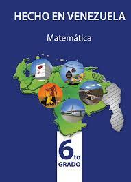 Hecho en Venezuela matemática