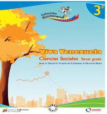Viva Venezuela ciencias sociales 3°