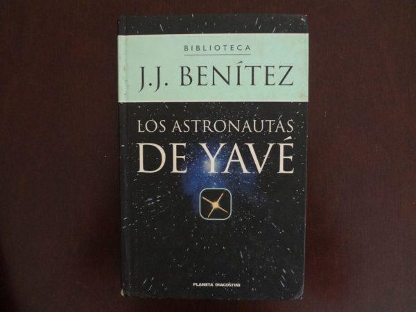 Los astronautas de Yavé