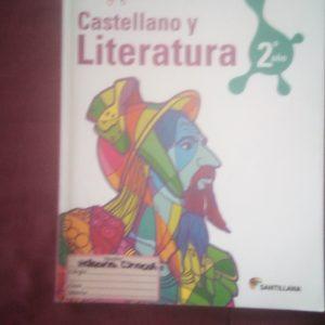 Castellano y literatura 2° año