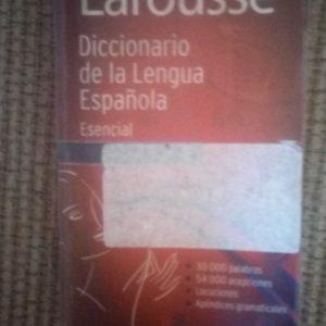 Diccionario de la lengua española. Esencial