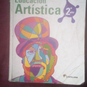 Educación artística 2° año