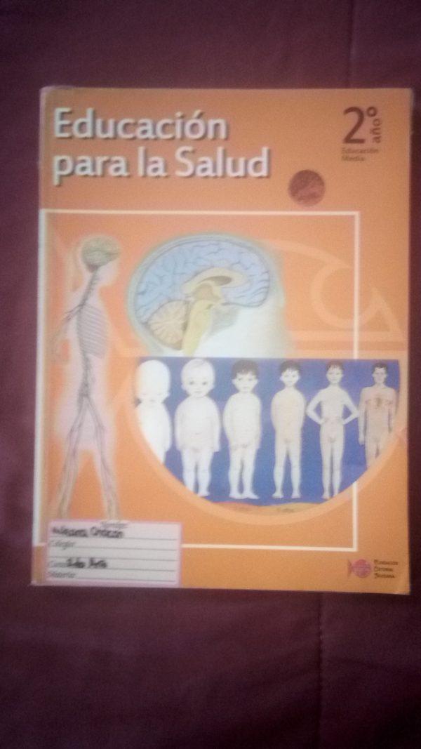 Educación para la salud 2° año
