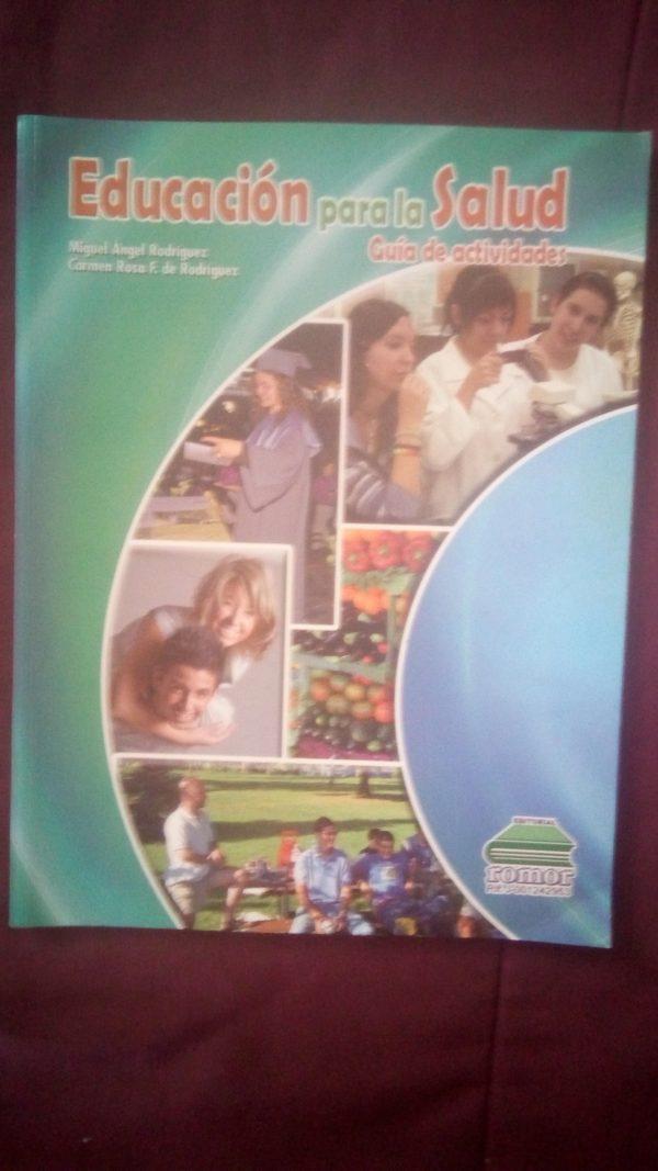 Educación para la salud Guía de actividades