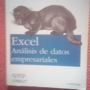 Excel Análisis de datos empresariales