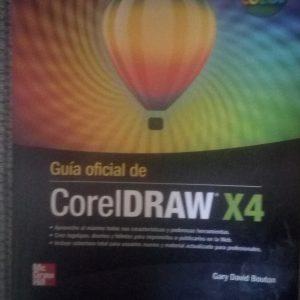 Guía oficial de Corel draw X4