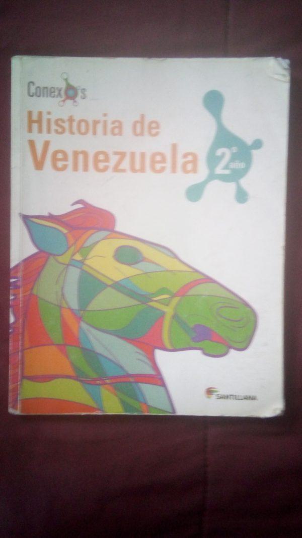Historia de Venezuela 2° año