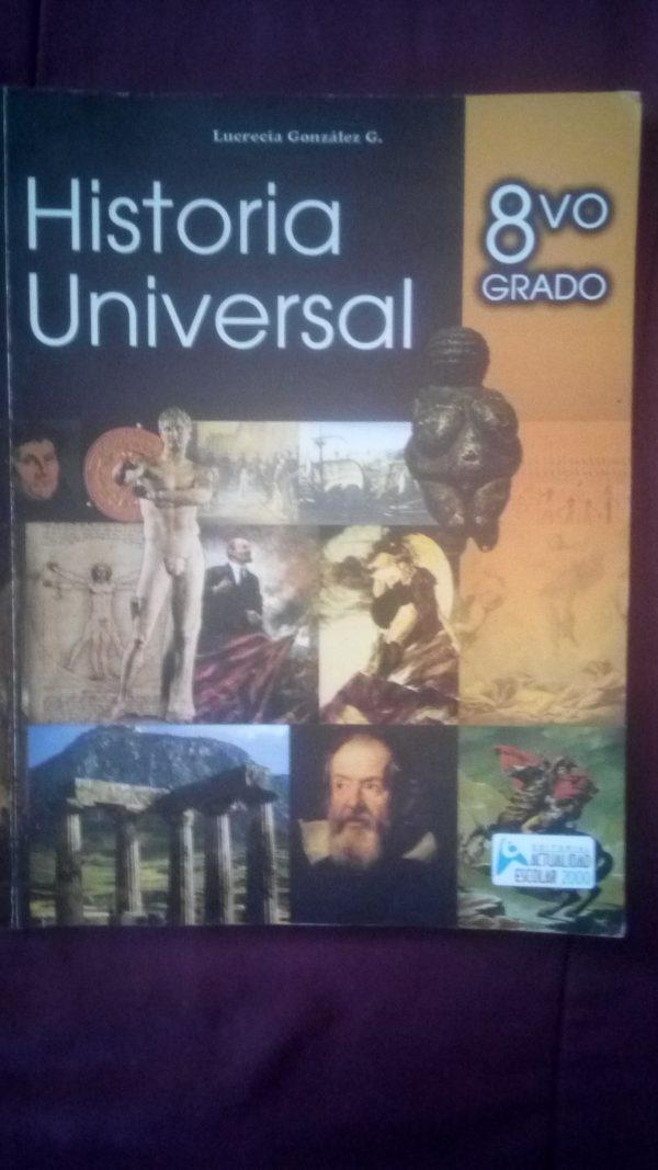 Historia universal 8vo grado