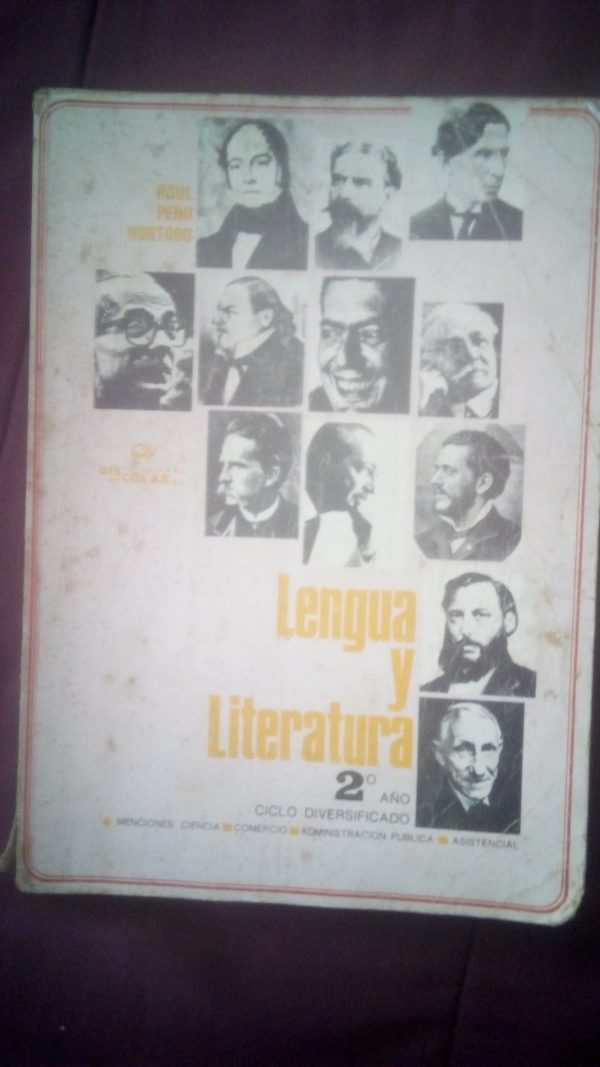 Lengua y literatura 2° año CD