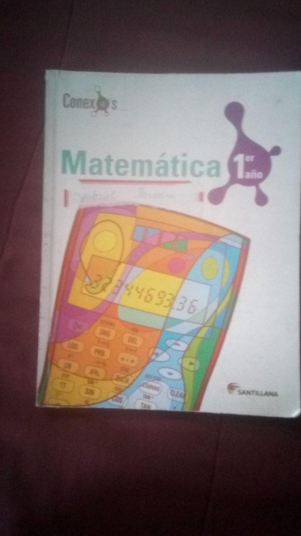Matemática 1er año