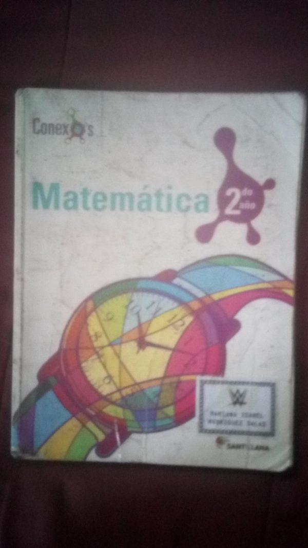 Matemática 2do año