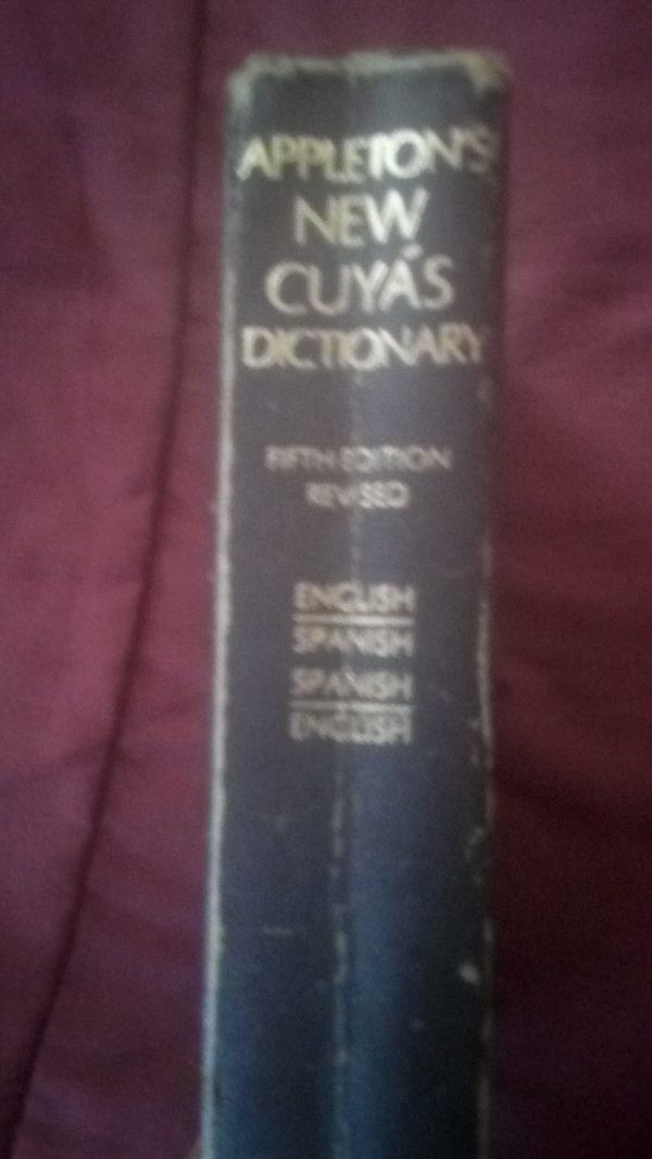 Nuevo diccionario Cuyás