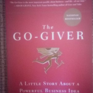 The go - giver