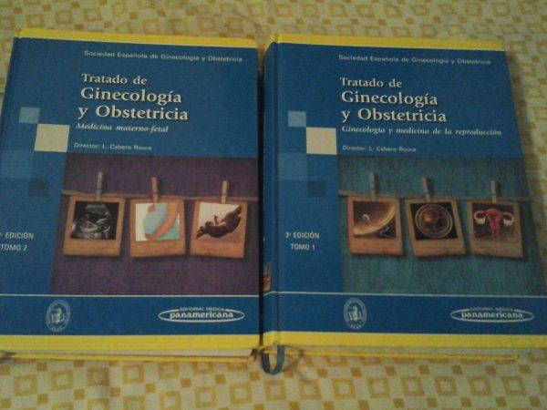 Tratado de ginecología y obstretricia