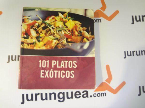 101 platos exóticos
