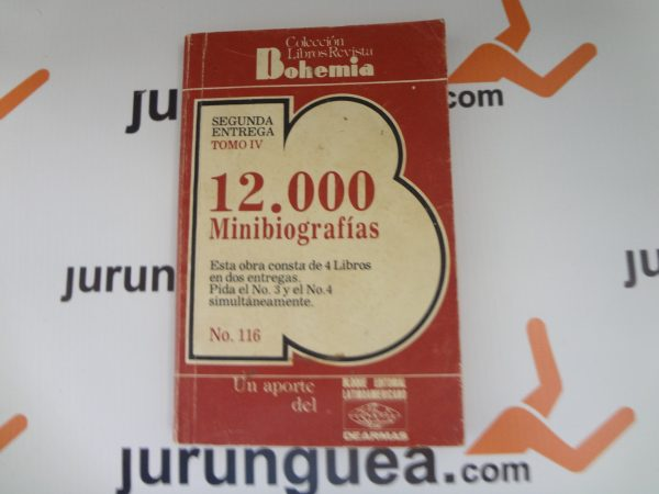 12.000 minibiografías