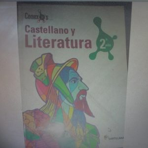 Castellano y literatura 2do año