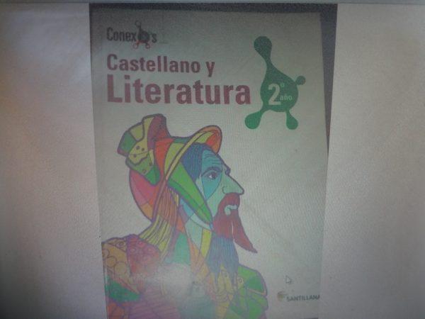Castellano y literatura 2do año
