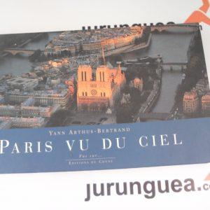 París vu du ciel