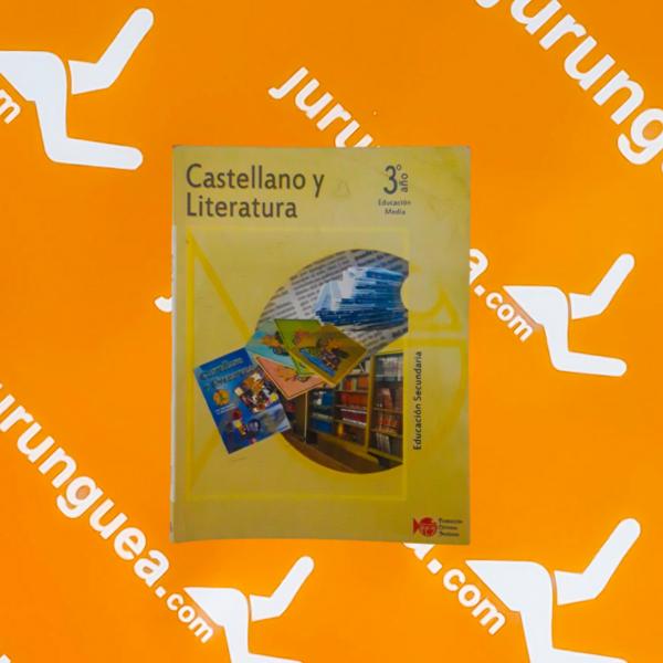 Castellano y literatura 3er año