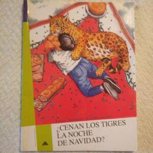 Cenan los tigres la noche de Navidad