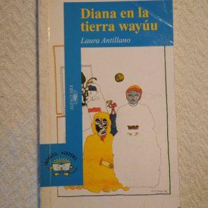 Diana en la tierra wayuu
