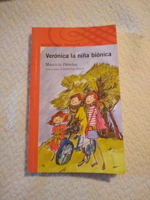 Verónica la niña biónica