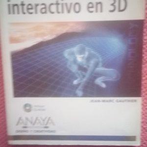 Diseño animado interactivo en 3D
